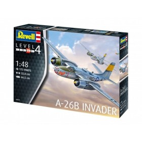 A-26B Invader Revell