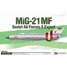 Mig 21 MF Soviet Airforce & Export