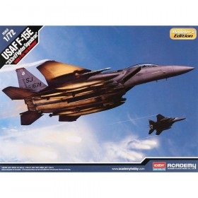 USAF F-15e 333th Fighter SQ Modeler's edition Academy