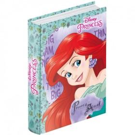 Diario scolastico Princess Ariel