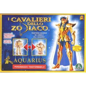 Cavalieri dello zodiaco Aquarius  Giochi Preziosi