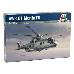 Agusta Westland AW-101 TTI Italeri