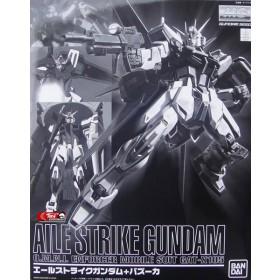 Gundam Aile Strike With Bazooka MG