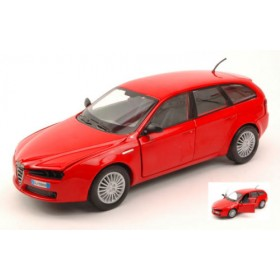Alfa Romeo 159 SW 2006 Red by Motormax