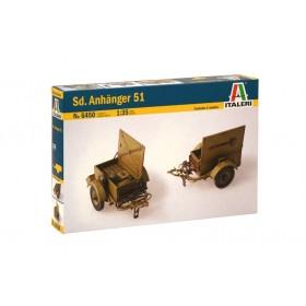 SD.Anhanger 51 Italeri