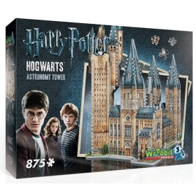 Wrebbit 3D Puzzle Hogwarts - Astronomy Tower