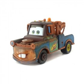 Cars die cast Race Team Mater