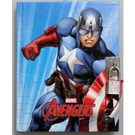 Marvel Avengers Notebook