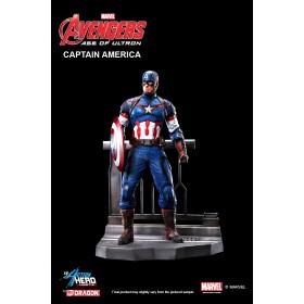 Avengers Age of Ultron Captain America Dragon
