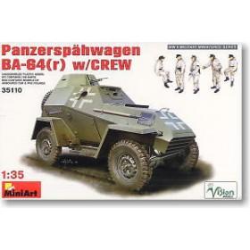 BA-64B Panzerzpahwagen r w/Crew