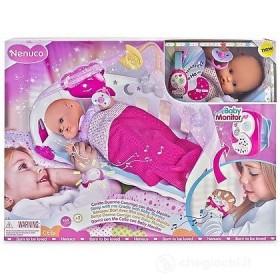 Nenuco dormi con me interattiva by Famosa