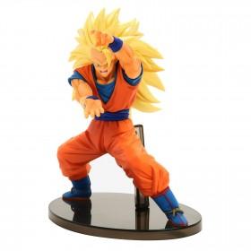 Dragon Ball Super Chosenshiretsuden PVC Statue Super Saiyan 3 Son Goku