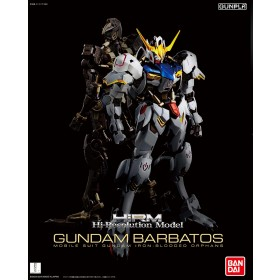 Orphans Gundam Barbatos Hi-Resol Bandai