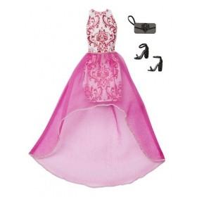 Barbie complete Looks Pink Dress Mattel