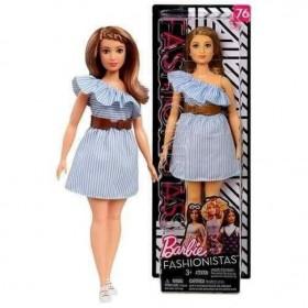 Barbie Fashionistas Doll 76 Purely Pinstriped