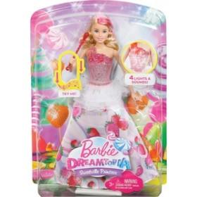 Barbie Principessa Regno Caramelle Mattel
