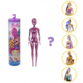 Barbie Color Reveal Serie Metallic