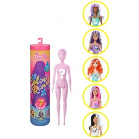 Barbie Reveal Color con 7 sorprese