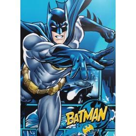 Quaderno Batman quadretti 1 cm