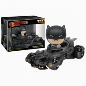 DORBZ Ridez Batman VS Superman Bat Mobile