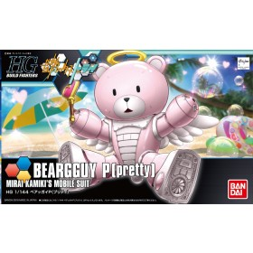 Beargguy P pretty Bandai