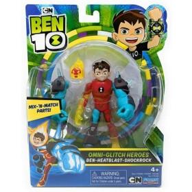 Ben Ten Ben Heatblast Shocrock
