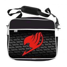 Fairy Tail Red Logo Messenger Bag