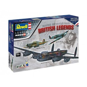 Revell 100 Years RAF: Flying Legends
