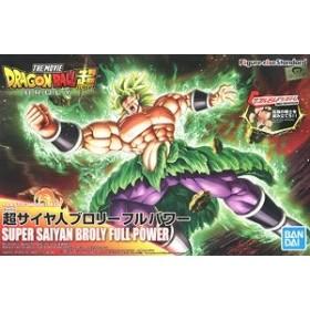 Figure Rise Super Saiyan Broly Fullpower