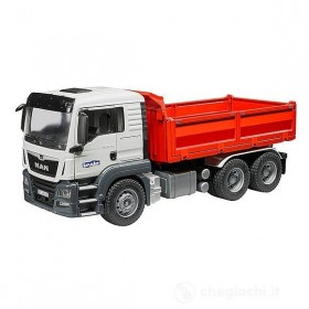 Camion Man Tgs Ribaltabile 3765