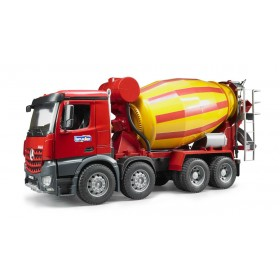 MB Arocs Cement mixer truck