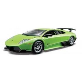 Lamborghini MURCIELAGO LP670-4SV 2009 GREEN 1:24