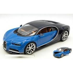 Bugatti Chiron 2016 Blue Burago