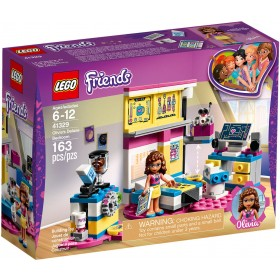 Lego Friends Cameretta Delux di Olivia