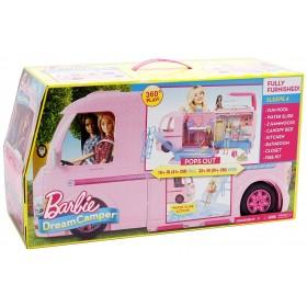 Camper dei sogni Barbie