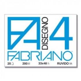 Cartella Disegno Fabriano FA4 33x48 FG20 Ruvido