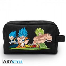 """DRAGON BALL BROLY - Toilet Bag """"Broly vs Goku & Vegeta"""""""