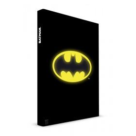 Batman big notebook with light