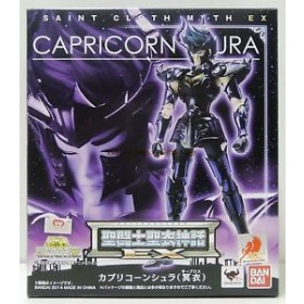 Saint Cloth Myth EX Capricorn Shura Surplice