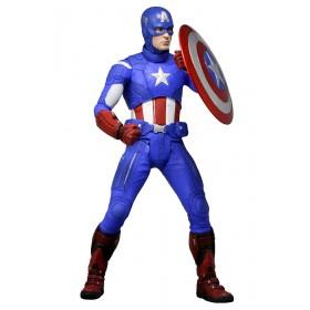 Avengers 18 Captain America