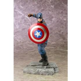 Captain America AM CW ARTFX Kotobukiya