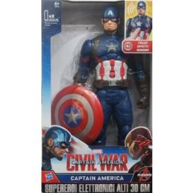 Captain America Elettronico