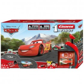 Carrera First Disney Cars