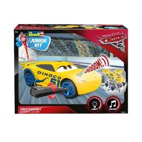 Cars 3 Cruz Ramirez Junior Kit LIght & Sound