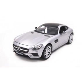 Mercedes Benz AMG GT Car New Silver by Maisto