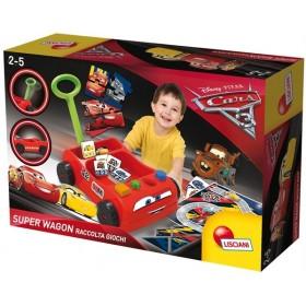 Cars 3 raccolta giochi con trainabile