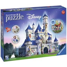 Ravensburger Puzzle 3D Disney Castel