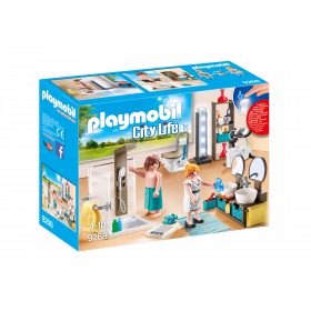 Bagno accessoriato Playmobil City life