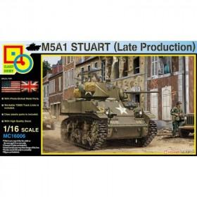 M5A1 Stuart (Late Production)