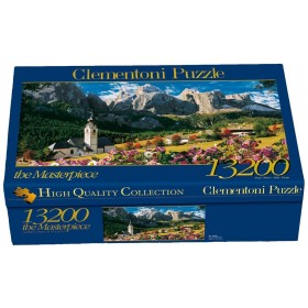 Clementoni Puzzle Dolomiti Masterpiece